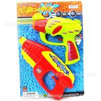 迷你超可爱强劲有力水枪 塑料压力儿童沙滩戏水玩具