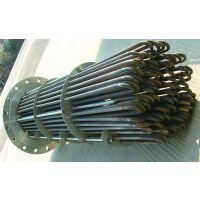 尚佳厂家直销304不锈钢 浸入式电加热管 法兰式液体电加热器
