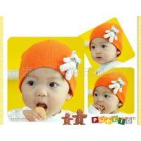 韩国官网同步 小熊帽 宝宝可爱小熊套头帽 儿童帽子 10色