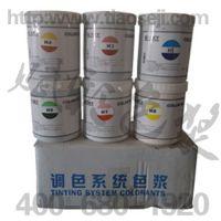 国产乳胶漆色浆 价格优惠 辽宁 去赋彩官网看一看