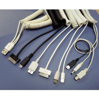 生产 USB弹簧线厂家