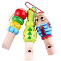 厂家直销 木质益智音乐玩具 卡通动物口哨 2014新款 支持一件代发