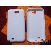 广州厂家供应三星NOTE2 N7100TPU软胶素材手机壳 多型号素材批发