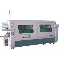 二手日东波峰焊,回流焊,LED1。2米600MM长印刷机,接驳台
