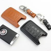 标车族凯迪拉克真皮钥匙包钥匙套头层牛皮柔软舒适立体成型专利版