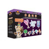 香港COG艾诺科学实验套装 益智DIY科教玩具科技小制作 水晶科学