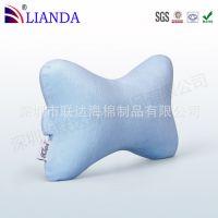 正品西诺思汽车头枕 骨头护颈枕 车用头枕 可拆洗头枕