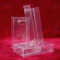 定做透明PVC包装盒 透明包装盒 铁观音茶叶包装盒