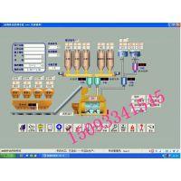 孝感建新35站搅拌站控制系统4秤简易全自动HFPLC-104升级改造价格