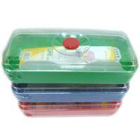 韩国进口餐具 韩国进口筷子盒  三种颜色可选
