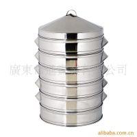 厂家供应不锈钢蒸笼 全钢大小号蒸笼 包子蒸笼 不锈钢蒸格