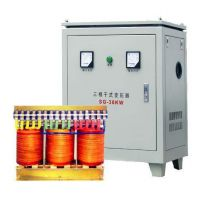 供应SG-25KVA三相干式伺服变压器 干式变压器 隔离变压器