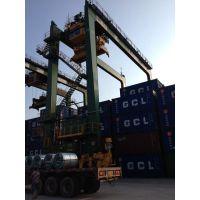 天津东丽区到福州海运物流公司