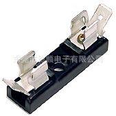 优质供应5×20大电流保险丝座/基板式保险丝座/熔断器座/UL/CQC