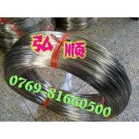 供应军工纯铁盘线 宝钢标准DT8A纯铁线