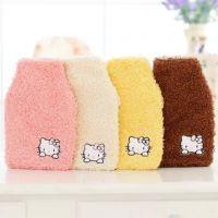 冬季厂家批发可爱kt猫热水袋 暖手袋 充水橡胶热水袋 礼品