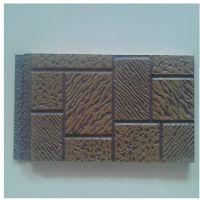 新型外墙体保温材料安徽金属雕花复合保温板