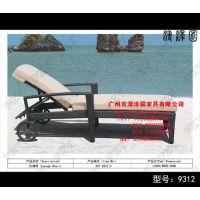 井冈山沙滩椅、厂家沙滩椅(图)、溥泽园家具