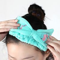 P9-2A412 忧伤马戏团大象系列-束发带 沐浴洗脸发带
