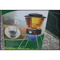 2013新品 户外便携式取暖炉 扁气罐炉子 取暖炉 瓦斯取暖炉