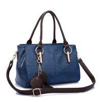 美约2014新款女包包 时尚大气单肩斜跨手提挂件女包  一件代发