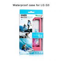 新款现货防水套 LG-G3防水壳手机外壳 潜水防摔防尘G3手机保护套