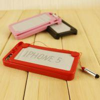 iphone5智能写字板手机保护壳
