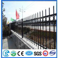 三亚停车场隔离/旅游区围墙护栏/天涯海角景区锌钢栏杆