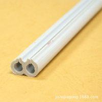挤塑厂家供应PVC白色电线管 塑料电线管 PVC包线管