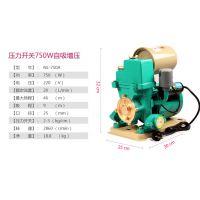 供应PHT-750A全自动自吸泵