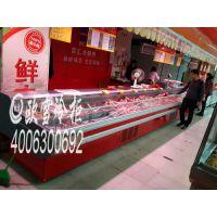 有304不锈钢冷鲜肉柜吗?猪肉吹风式冷鲜柜参数价格