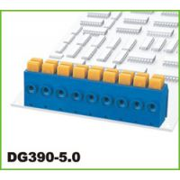 【高正DEGSON】弹簧式PCB接线端子DG390-5.0