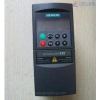 供应西门子 6SE6420-2AD22-2BA1 2.2KW变频器 现货