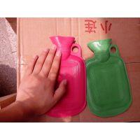 厂家生产直销 优质500ml小连橡胶热水袋 注水电暖宝批发