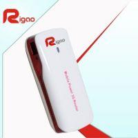 批发wifi移动电源3g无线路由器移动电源5200毫安移动wifi充电宝