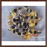 ABS塑料电镀点油钮扣,电镀纽扣,手缝电镀扣子