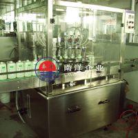 南洋企业全自动沐浴露洗发水6头常压灌装机生产线厂家规格齐全