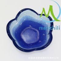 供应出口日本玻璃碟 高品质玻璃碗 创意个性碟 碟子外贸必选