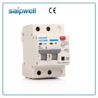 供应2P10A小型漏电断路器 带漏电保护功能断路器 民用通用型空开