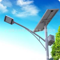 室外照明灯 84W 太阳能灯 LED灯具 太阳能LED路灯