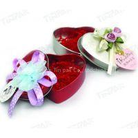 Heart paint candy