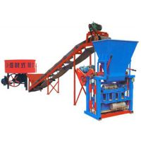砌块机生产厂家、半自动砌块机价格、厂家现货销售