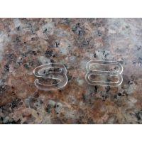 供应纽扣 1cm透明调节扣一套 塑料纽扣