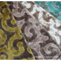 慕绒思家Vintage I系列,混纺提花割绒面料,适宜沙发、装饰布