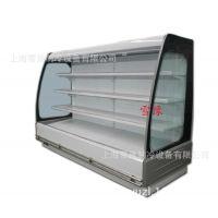 矮立风幕柜 展示柜 水果展示柜 冷柜 KTV风幕柜 冷藏柜