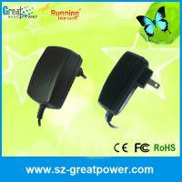 厂家供应12V2A电源适配器  标准多规全球认证电源