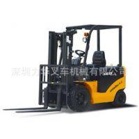 深圳供应龙工叉车2.5吨,门架升高3米蓄电池平衡重式叉车,