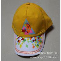 广州帽厂供应时尚儿童帽子批发 超萌儿童帽定制 可爱甜美儿童帽