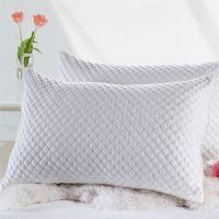 1.1-2斤酒店宾馆床上用品枕芯 儿童保健枕芯加工 可印绣logo