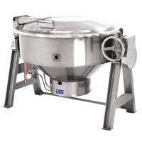 供应早餐中心设备 可倾燃气汤锅 可倾式电汤锅 汤锅优质供应商